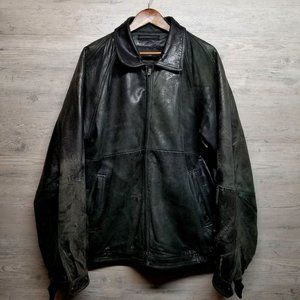 Claiborne Lambskin Leather Jacket. Perfect Shape!